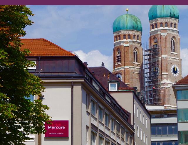 Willkommen Im Mercure Hotel Munchen Altstadt Im Herzen Munchens